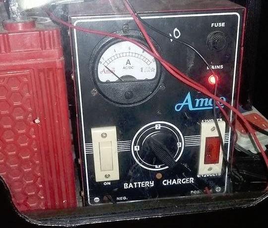 家庭用バッテリー