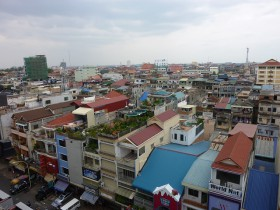 カンボジアでの生活費