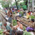 ミャンマーでヤンゴン版「山手線」に乗ろう! 庶民の雰囲気を感じるなら絶対ここ