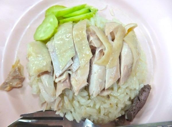 カーオマンガイ(ข้าวมันไก่)