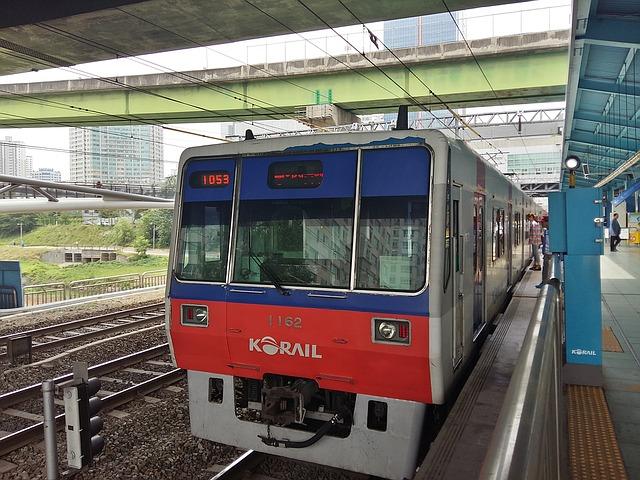 韓国の地下鉄
