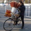 北京(中国)の道端にある屋台って安全なの?手軽な屋台のいろいろ