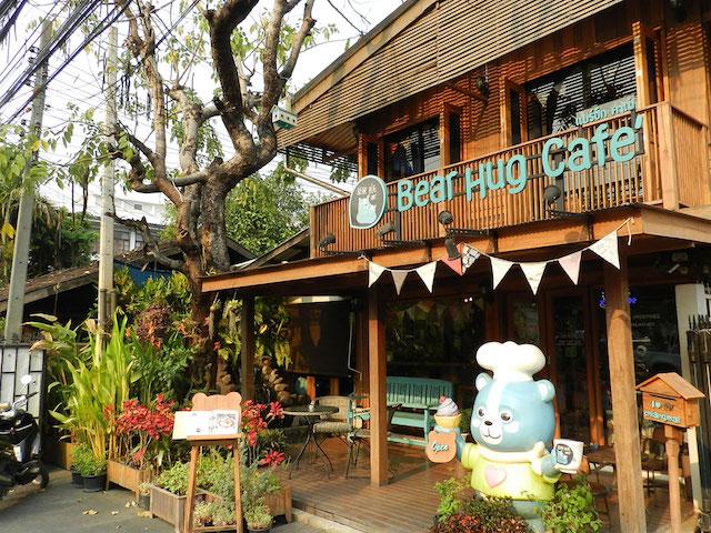 ベアーハグカフェ ( Bear hug cafe )