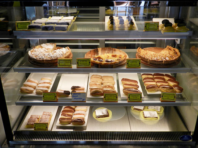 L'OPÉRA French Bakeryのパン