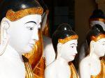 功徳の積み方は様々「電飾仏像、放鳥」不思議なミャンマー寺院