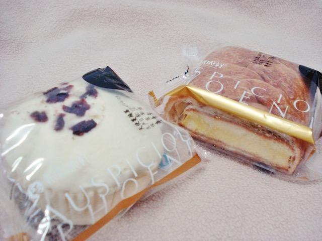 金凤成祥のパン