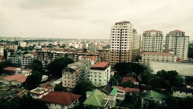 ヤンゴンの家賃