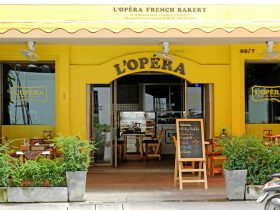 L'OPÉRA French Bakery