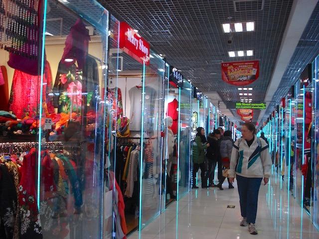 北京の秀水街
