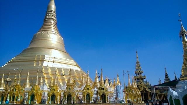 ミャンマーへ行こう!ビザの取り方と注意点(費用・日数・難易度)