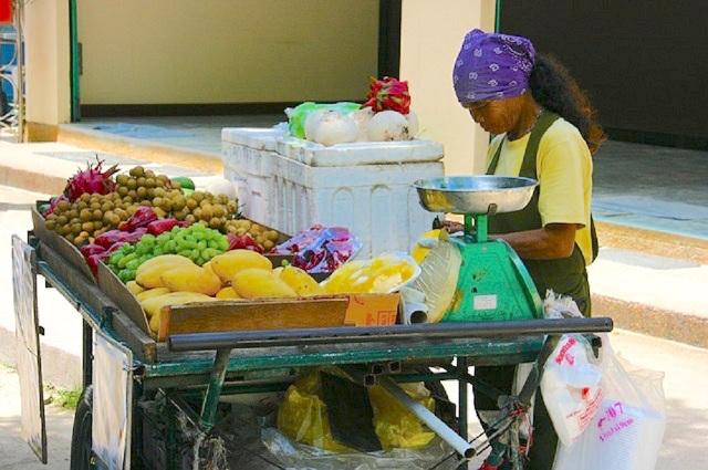 タイの物価は魅力的