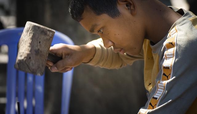 カンボジアの仕事スタイル