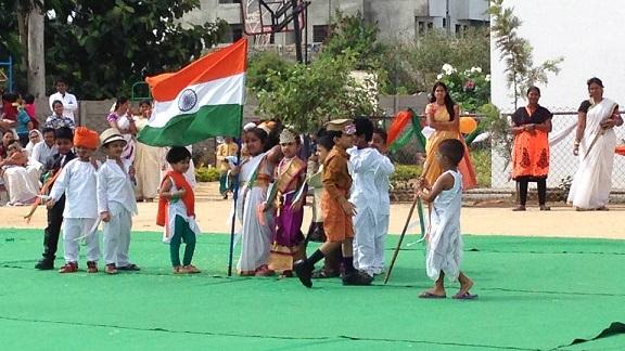 インドのインディペンデンス・デイ(独立記念日