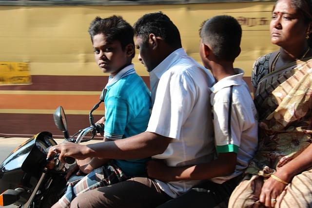 インドの交通