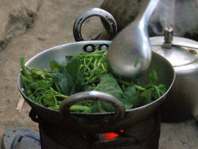 ネパールの軽食カジャ
