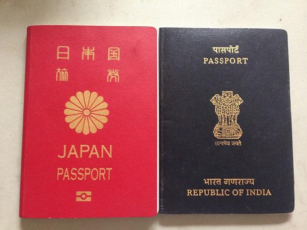 インド人との国際結婚後の国籍