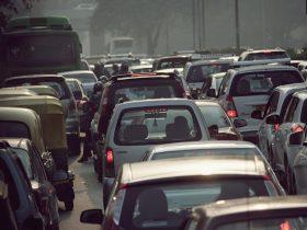 インドの交通事情