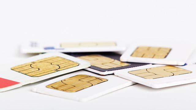 フランスのSIMカード