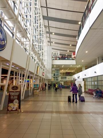 アルトゥロ・メリノ・ベニテス国際空港