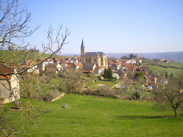 フランスの景観