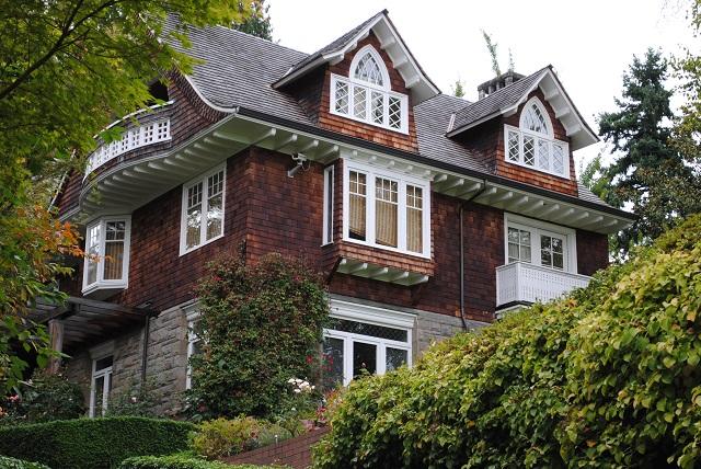 ニルヴァーナのカート・コバーンの家