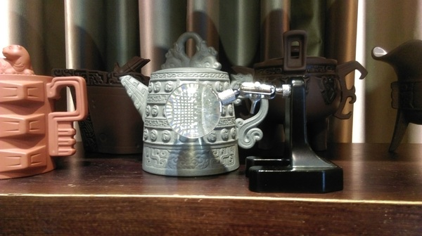 鶯歌老街の陶器