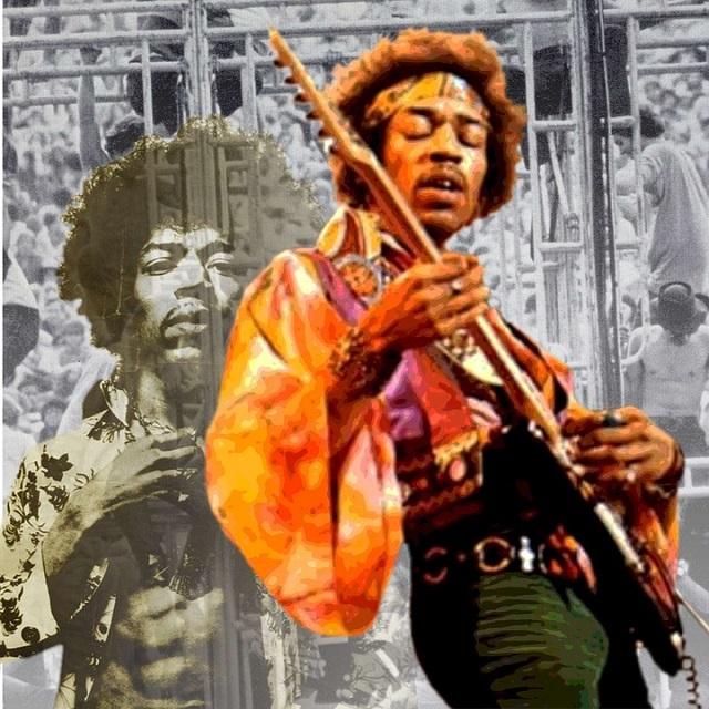 Jimi Hendrix(ジミ・ヘンドリックス)