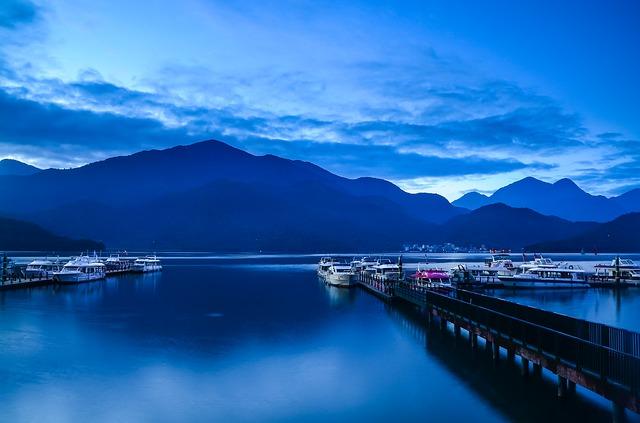 1度は必ず訪れたい!台湾の人気観光スポット神秘の湖·日月潭(ルーユエタン)
