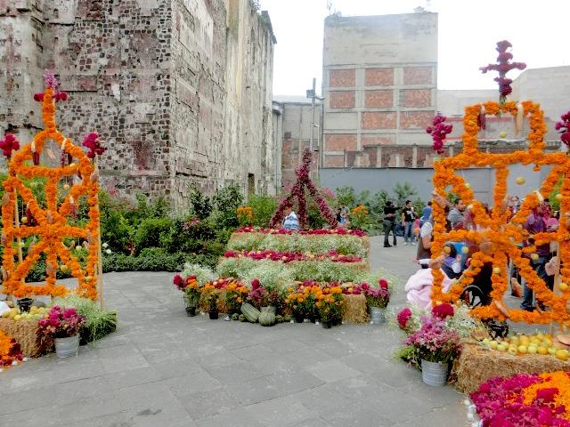 メキシコの死者の日