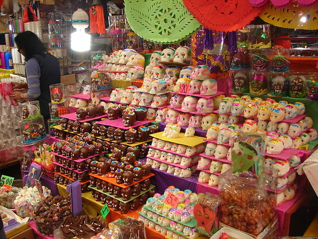 砂糖菓子カラベラ