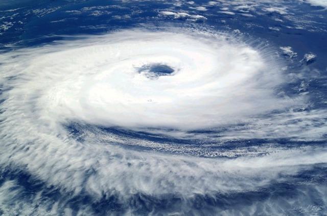 台湾での台風