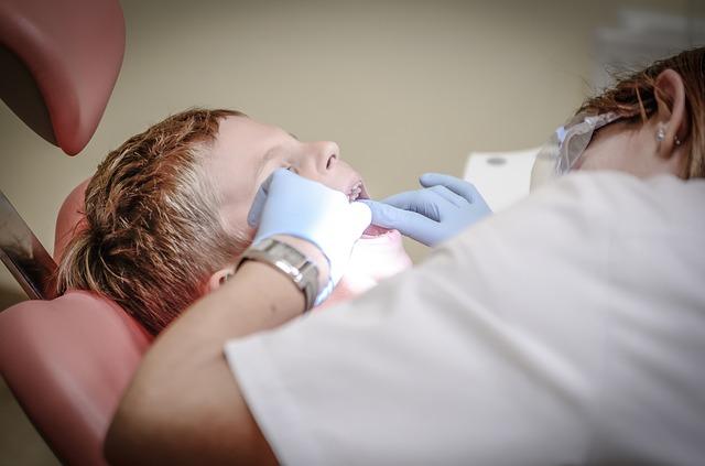 フランスの歯医者