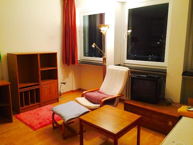 ドイツの部屋