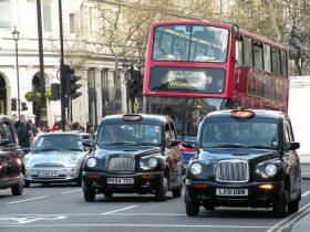 ロンドンの交通機関