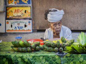 インドネシアのパサール