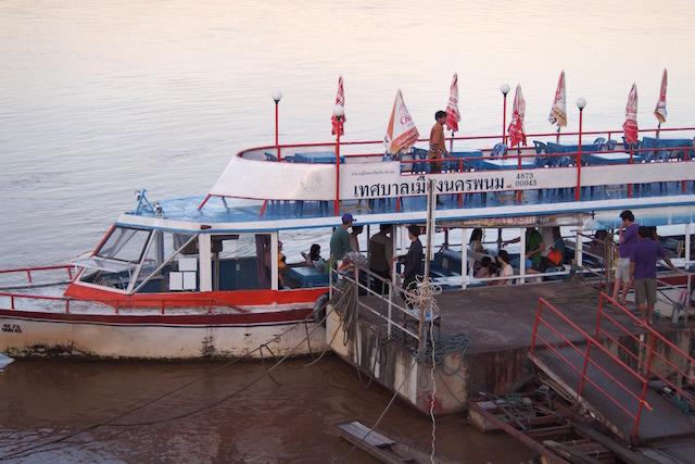 メコン川クルージング