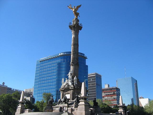 メキシコで働く