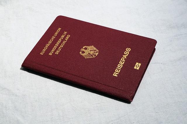 ドイツのビザ
