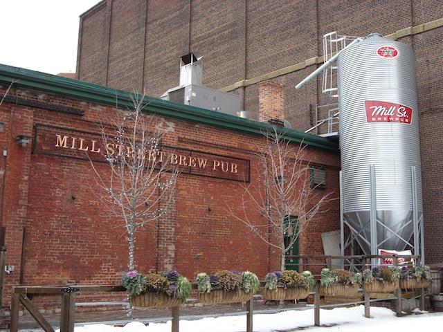 Mill Street Brewery(ミルストリート ブルーリー)
