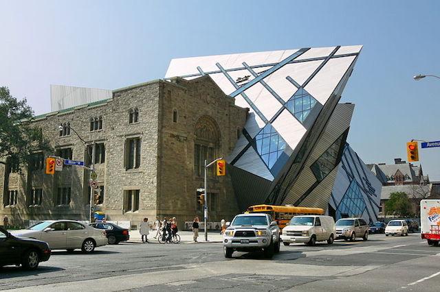 Royal Ontario Museum (ロイヤル・オンタリオ博物館)