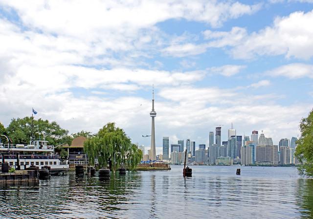 Toronto island(トロントアイランド)