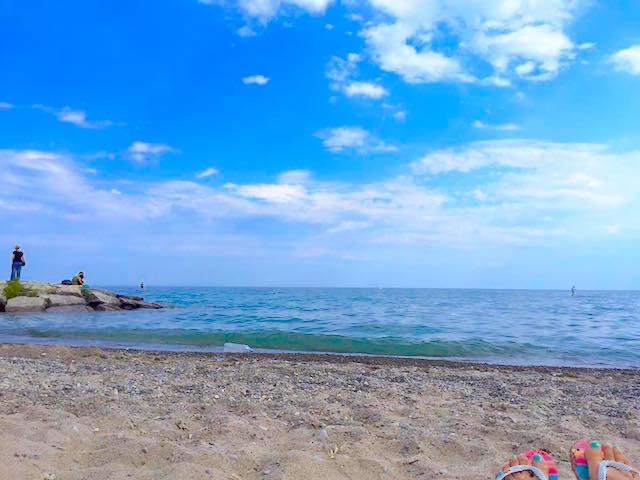 Woodbine Beach(ウッドバインビーチ)