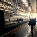 上海の虹橋火車駅から新幹線に乗る方法