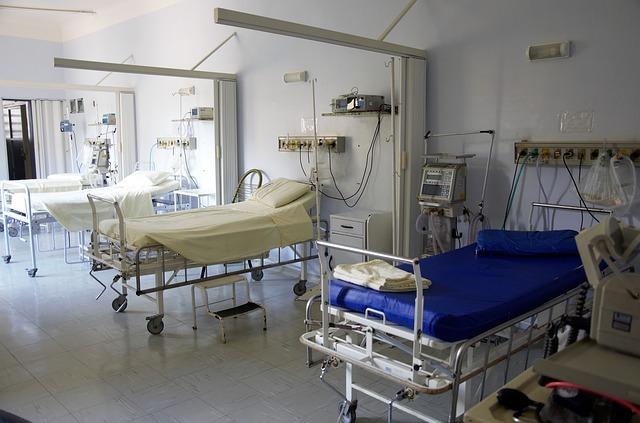 プーケットの市立病院