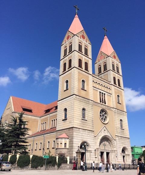 青島キリスト教会
