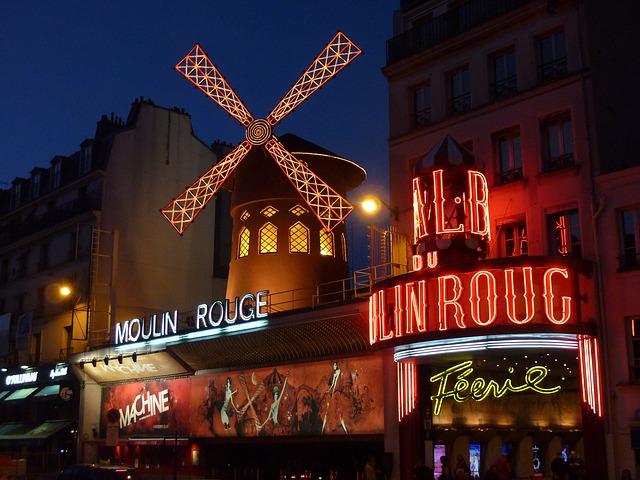 ムーランルージュ(Moulin rouge)