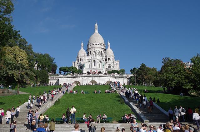 モンマルトルの丘(Monmartre)