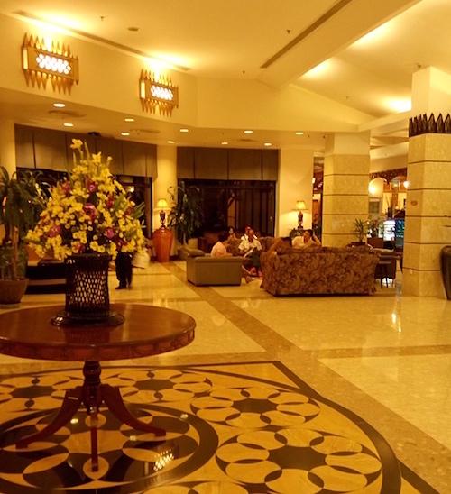 サミットパークビューホテル