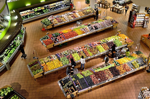 イギリスのスーパーマーケット