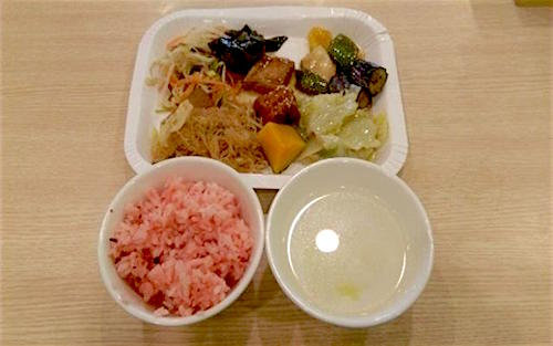 台湾の定食